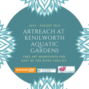 WELLderness with ArtReach (July – Aug)